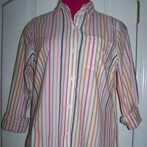 Gap NWT Button-Down Shirt Sz M